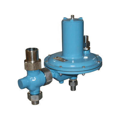 Регулятор давления газа РД-32М (ГАЗПРОММАШ)
