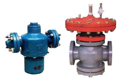 Регулятор давления газа РД-64