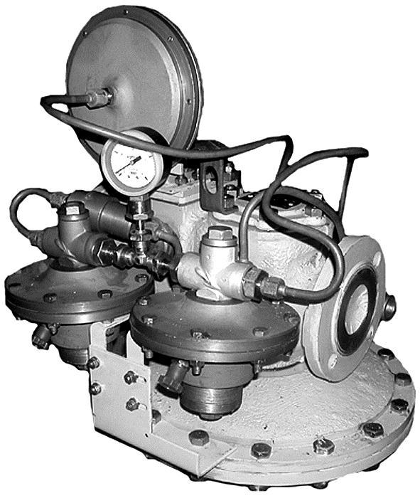 Отгрузка регуляторов давления газа РДГ-80Н, РДГ-50Н, РДНК-400, РДНК-1000