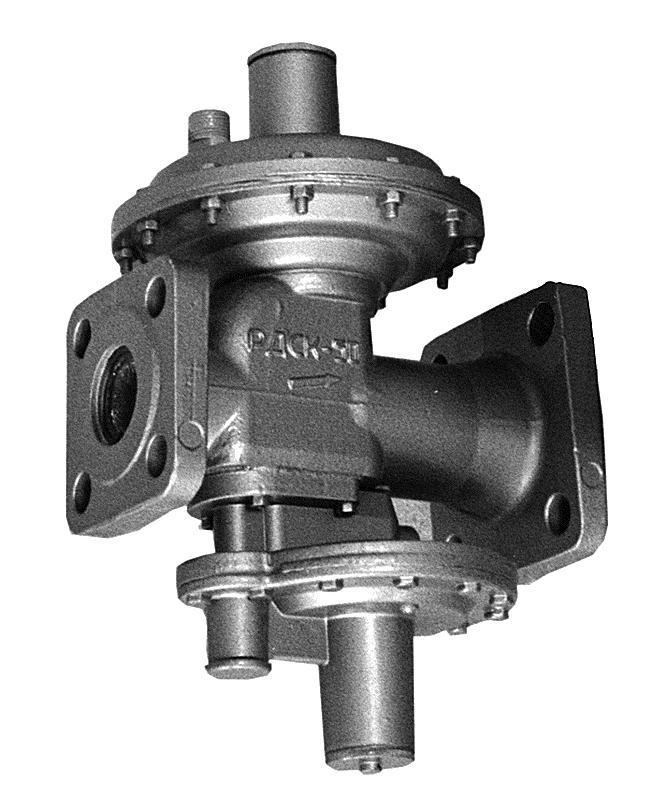 Регуляторы давления газа РДСК-50М1